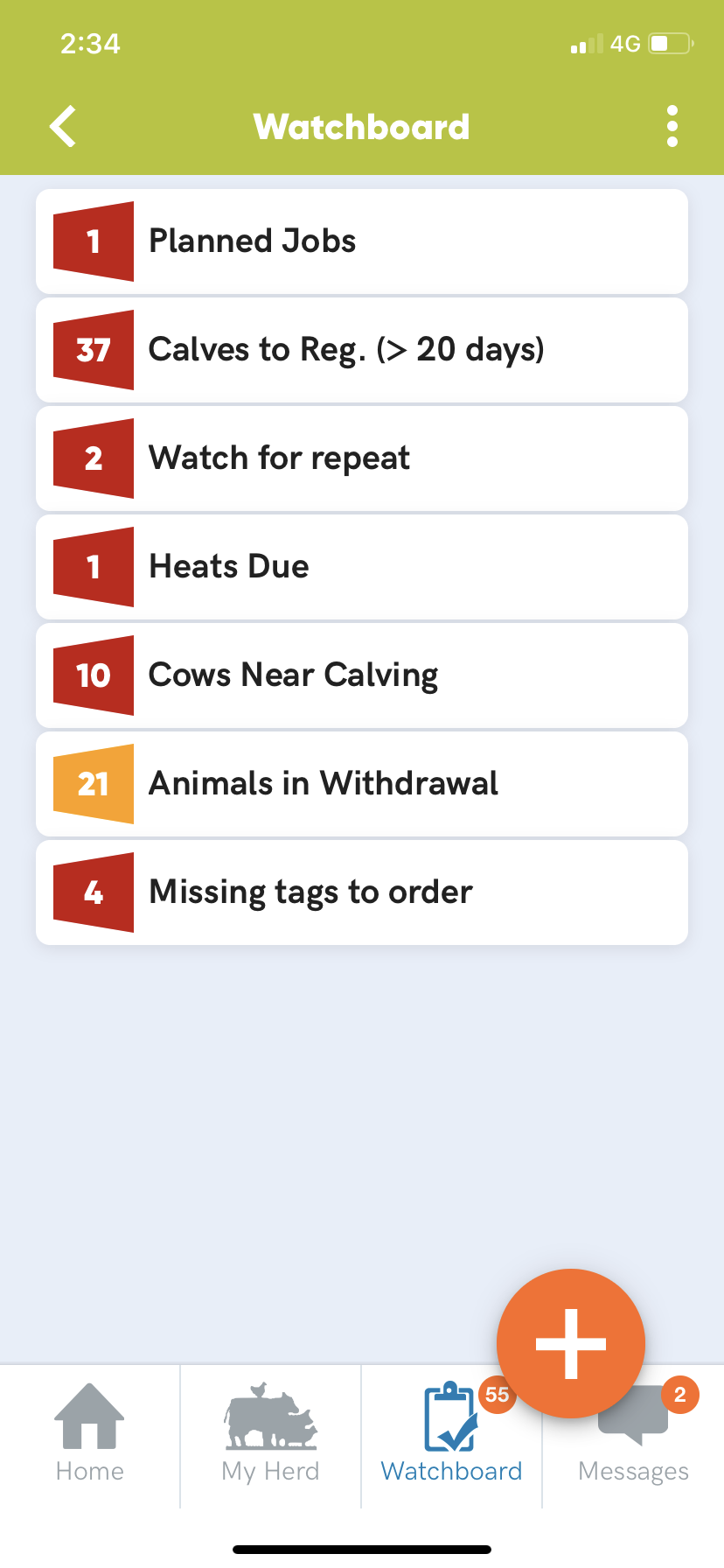 HerdWatch app image 3