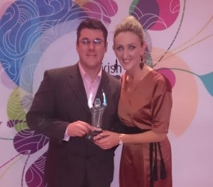 Best Innovation in Agri-food Irish Internet Association (IIA) Awards