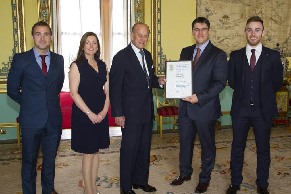 Herdwatch Prince Philip Award 2016